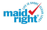 Maid Right of Williamson County Logo